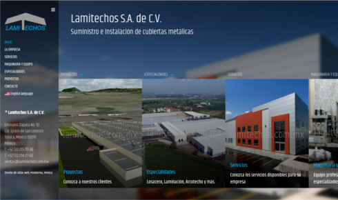 empresa paginas web  en Metepec