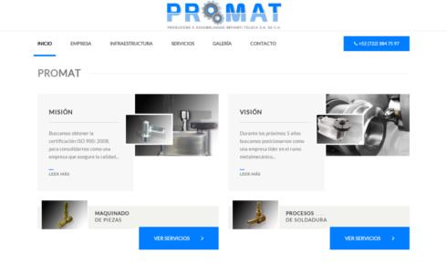 paginas web empresas  en Zinacantepec
